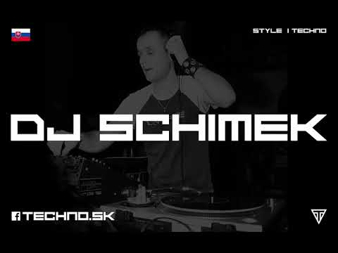 DJ SCHIMEK - THAT 39s - WHAT I CALL THE TECHNO Vol 1 - 2003