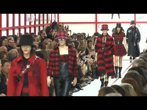 Paris Fashion Week: Dior und Saint Laurent zeigen sta ...