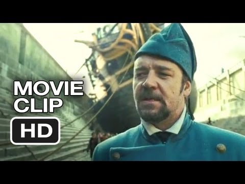 Les Mis�rables CLIP #2 (2012) - Hugh Jackman, Russell Crowe Movie HD Video