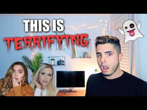 HAUNTED Hotel Employees Share Their SCARY Experiences (TERRIFYING) | w Loey Lane & Hailey Reese
