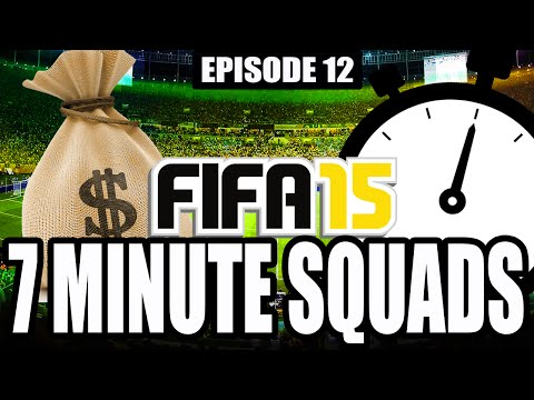 Minute - FIFA 15 Ultimate Team! SUBSCRIBE! FIFA 15 Coins ▻ http://goo.gl/1EgyOl **Use code 'Jack54HD' for 5% off!** Buy my Gaming Chair: http://goo.gl/TgBDYX **Use code 'Jack54HD' for 5% off!**...