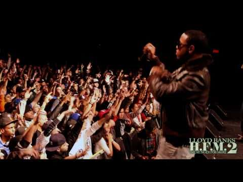 "Lloyd Banks & Jeremih perform ""I Don't Deserve You"" [Live in NYC]"