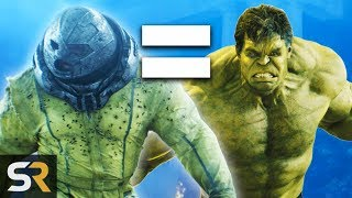 Video 10 Live Action Movie Characters As Strong As Marvel's Hulk MP3, 3GP, MP4, WEBM, AVI, FLV Mei 2019