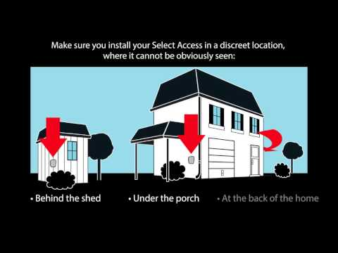 Master Lock Select Access® Introduction