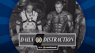 Justice League, Black Widow, Dolittle - Daily Distraction 03/24/20 by Comicbook.com