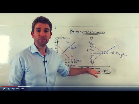 Hedging Strategy: Buying a Put and Buying a Stock ☔