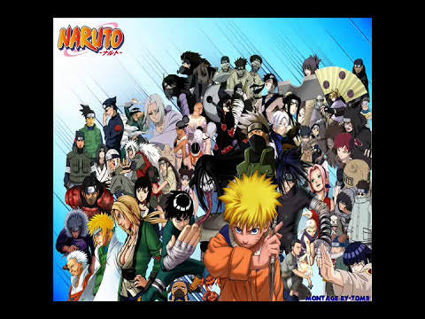 Naruto Rap vs Dragon Ball Rap vs Street Fighter Rap
