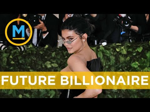 Kylie Jenner is set to become the youngest self-made billionaire | Your Morning