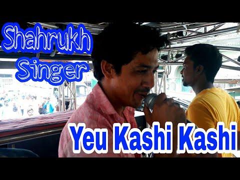 Video Yeu kashi kashi Shahrukh Singer By Habib Band Amalner download in MP3, 3GP, MP4, WEBM, AVI, FLV January 2017