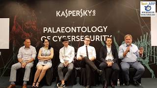 At the end of the conference, we had an hour to question the Kaspersky Lab experts, Eugene Kaspersky and Jason Wells. Read more @ http://www.techarp.com/events/kaspersky-lab-cybersecurity-conference/Tech ARP  www.techarp.com  forums.techarp.com