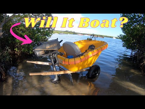 When You're Broke But Need A Boat
