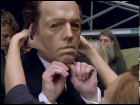 "Cloning agent Smith - Behind the scenes ""The Matrix"""