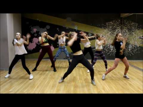 VYBZ KARTEL - HALF WAY TREE BY DANCEHALL PRO GROUP | ICE CREAM DANCE STUDIO