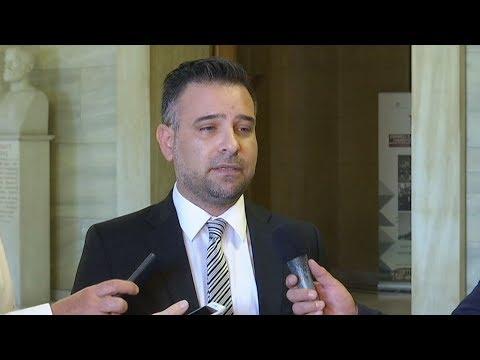 Ανεξαρτητοποιείται ο βουλευτής της Ενωσης Κεντρώων, Γιώργος Κατσιαντώνης