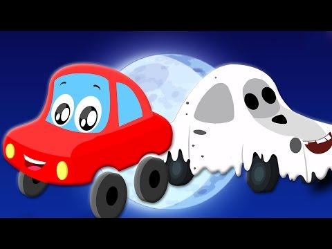 Хэллоуина Ночь   Страшные детские стишки   Видео для детей   Скари сонгс Фор Кидс   Халловеен Нигхт
