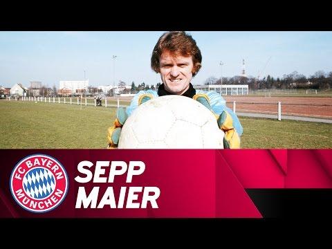 FC Bayern Legend Sepp Maier turns 73!