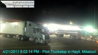 Hayti (MO) United States  city pictures gallery : Fuel Island Timelapse in Hayti, MO