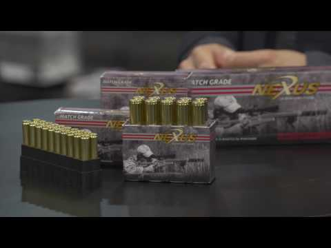 Nexus Match Grade Ammo Makes an Impact at SHOT – Athlon Outdoors