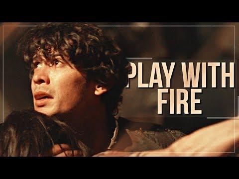 Bellamy Blake || Play With Fire