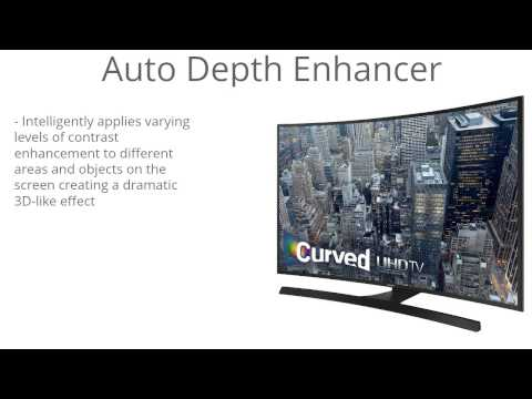 Samsung UN55JU6700 Curved 55-Inch 4K Ultra HD Smart LED TV Virtual Review