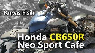 Video VLOG : Kupas Tuntas Honda CB650R neo sport cafe 2019 MP3, 3GP, MP4, WEBM, AVI, FLV Desember 2018