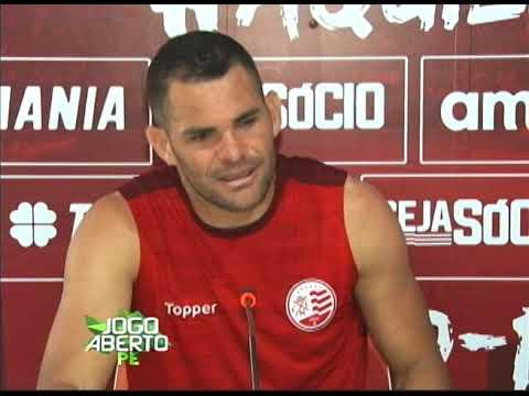 [JOGO ABERTO PE] Náutico confirma contratação do atacante Jorge Henrique