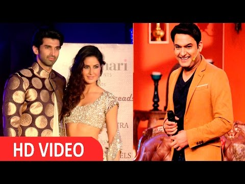 Aditya Roy Kapur & Katrina Comments On Kapil Show Going Off