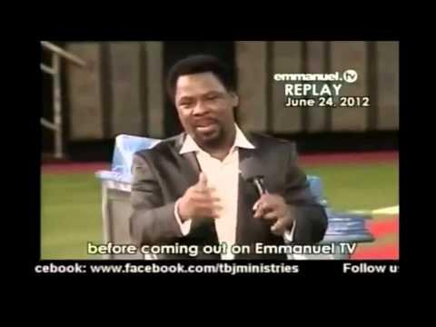 TB Joshua's failed prophecies