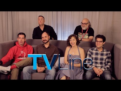 Preview - Michael Ausiello's hilarious session with the