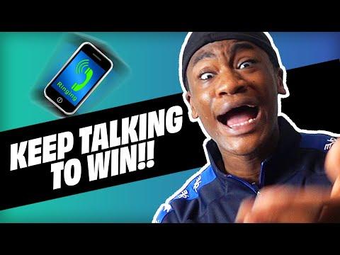 Random people prank call Ty Logan  – What U Saying