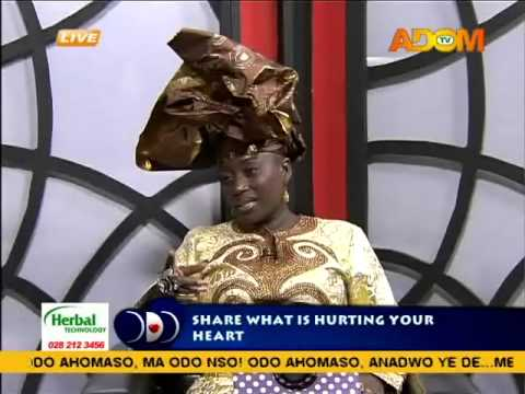akumaamamazimbi - Money and Sex, which counts more in marriage? For more info, visit www.medaase.com.
