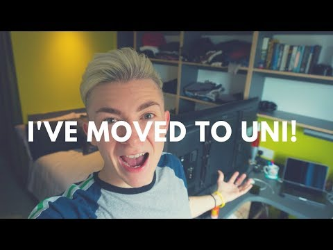 MOVING TO UNIVERSITY | COME PARTY WITH ME | VLOG