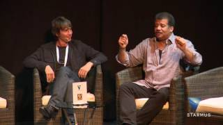 Brian Cox Neil deGrasse Tyson Communicating Science in the 21st century