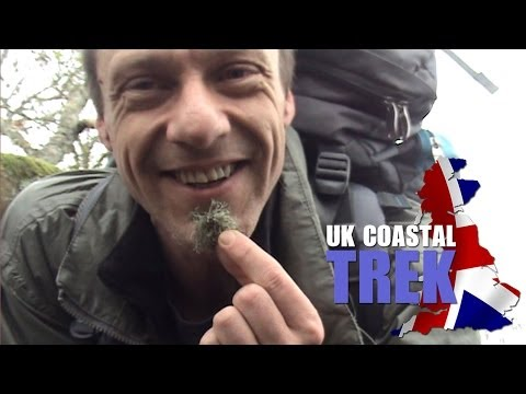 UK Coastal Trek - Hurst Castle Training