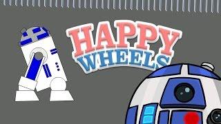 Video R2D2 DANS LE JEU ! | Happy Wheels ! MP3, 3GP, MP4, WEBM, AVI, FLV November 2017