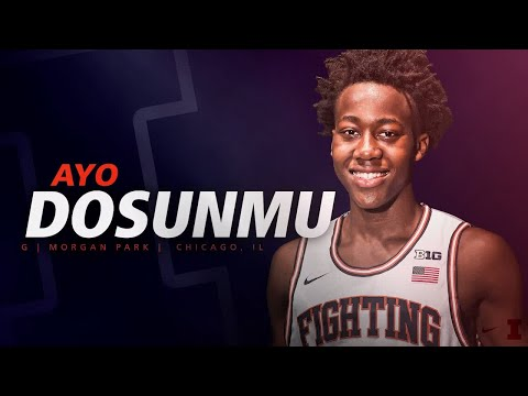 Illinois Men's Basketball Signing Class 2018 » Ayo Dosunmu