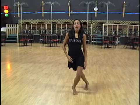 как танцевать болеро