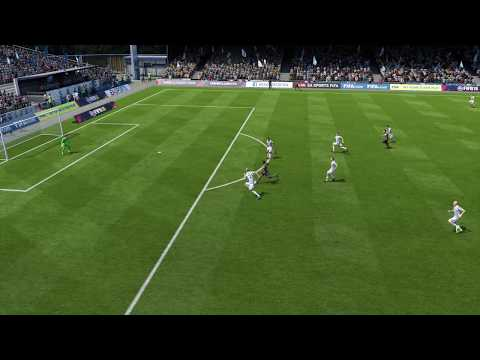FIFA 18 | PS4 Pro | Supersampling Goal | 1080p NOVEMBER 2018