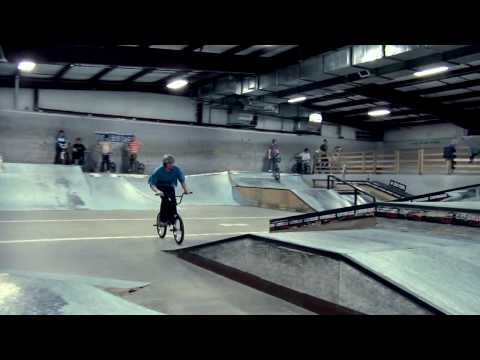 HD BMX - Talent Skatepark - Dub Step Banger Edit