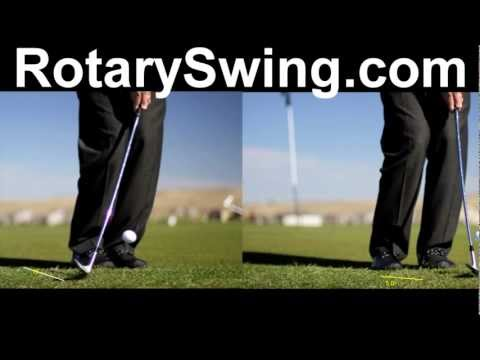 Chipping in Golf – Lesson on Angle of Attack and Bounce Angle