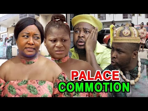 Palace Commotion Season 3&4 - NEW MOVIE '' Destiny Etiko & Ebele Okaro 2020 Latest Nigerian Movie