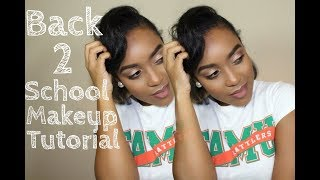 Back to School Drug store Tutorial| Fit Face Beauty