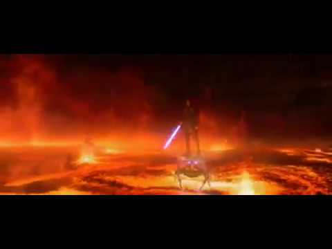 Anakin vs Obi-Wan dub