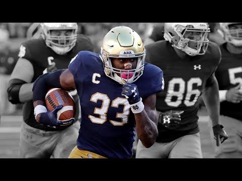 Video: Top High School Plays: Notre Dame's Josh Adams