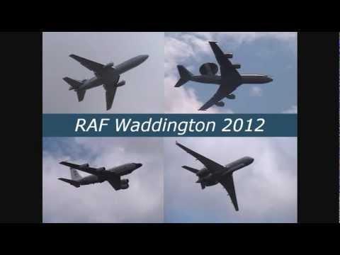 The best of RAF Waddington International...