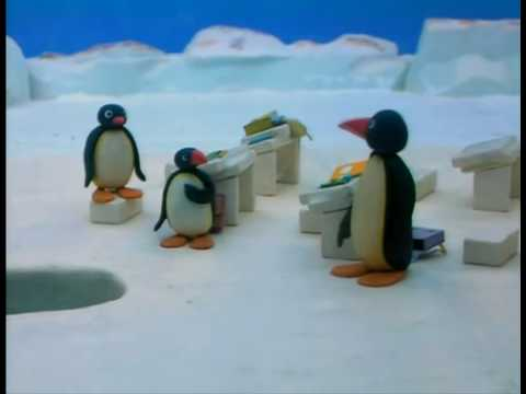 Pingu - At School