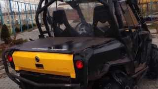 11. My Can-am Commander