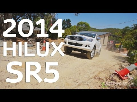2014 UPDATED Toyota Hilux SR5 Review – Northpoint Toyota
