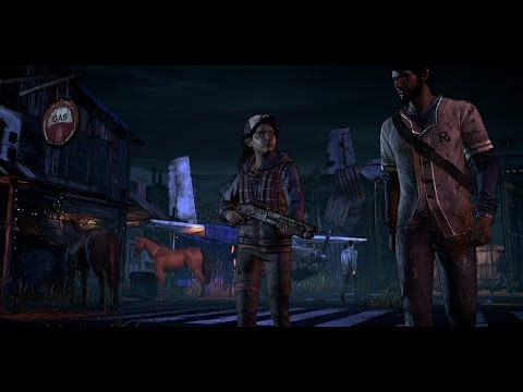 The Walking Dead: А New Frontier #2 КЛЕМЕНТИНААААА!!!!