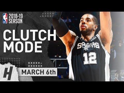 LaMarcus Aldridge Full Highlights Spurs vs Hawks 2019.03.06 - 32 Pts, 9 Reb, CLUTCH! - Thời lượng: 2 phút, 15 giây.